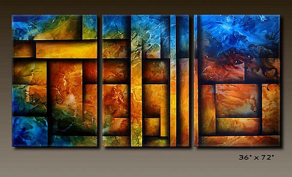 Art: asx 2 by Artist Michael A Lang