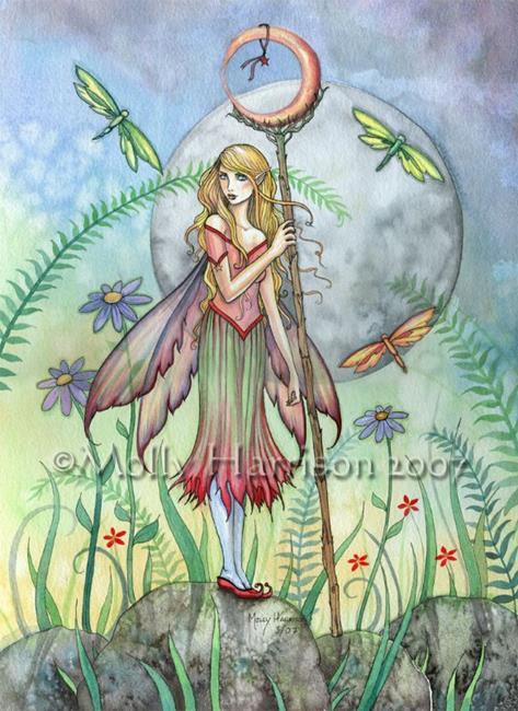 Art: Sweet Summer by Artist Molly Harrison