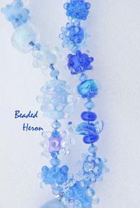 Detail Image for art Surfing Penguin Lampword Necklace