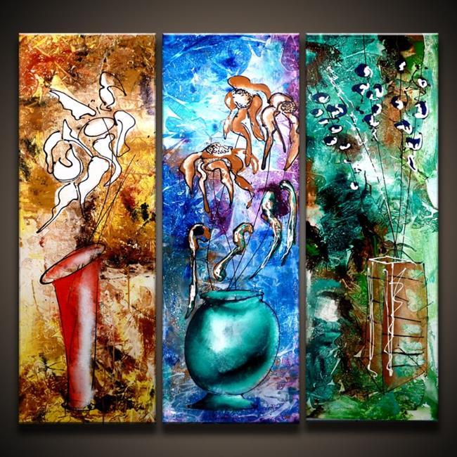 Art: Color Composition bg.jpg by Artist Peter D.