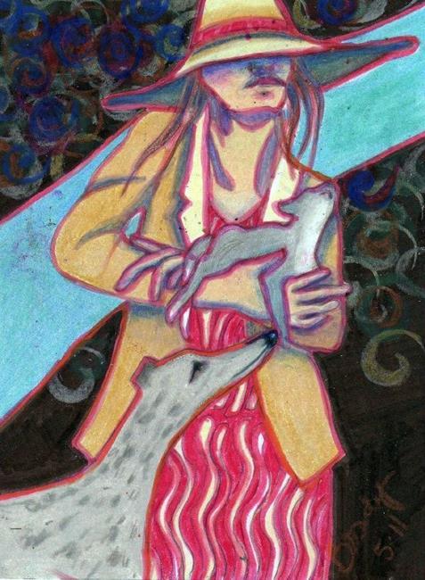 Art: Mayl img 2011 093 by Artist Judith A Brody