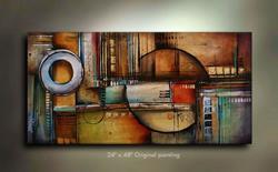 Art: 1 1=1 by Artist Michael A Lang