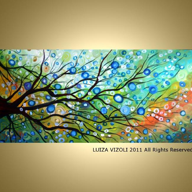 Art: TRANQUILITY MOMENTS by Artist LUIZA VIZOLI