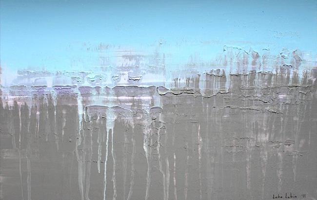 Art: Abstraction - 44 (a) by Artist Luba Lubin