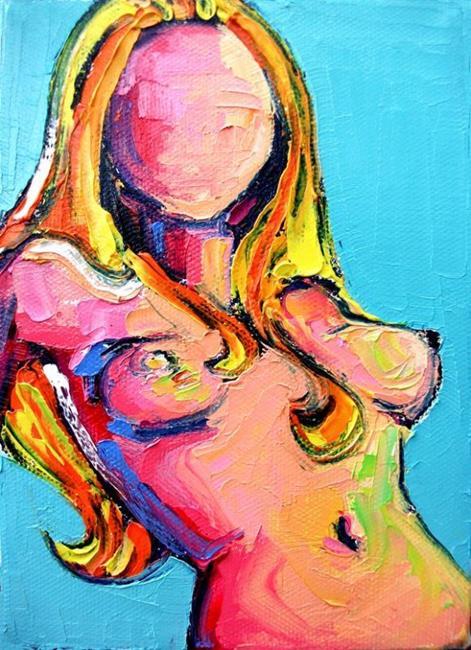 Art: femme 119 by sagittariusgallery d48f8tt by Artist Aja