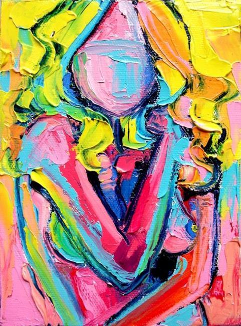 Art: femme 122 by sagittariusgallery d48fa2e by Artist Aja