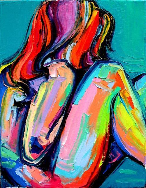 Art: femme 128 by sagittariusgallery d48fbqm by Artist Aja