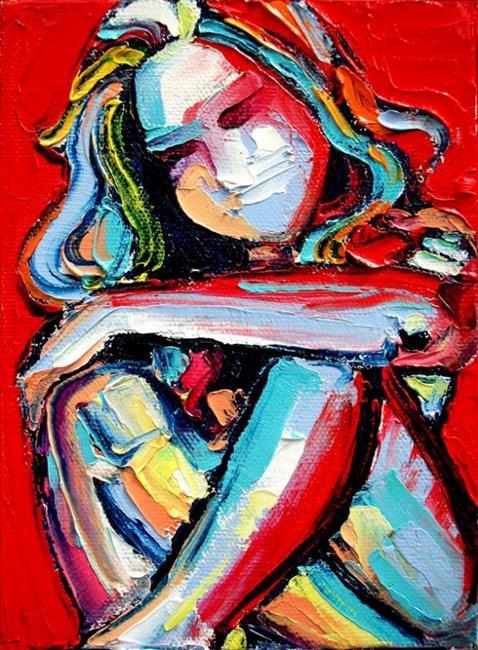 Art: femme 130 by sagittariusgallery d48fcgp by Artist Aja
