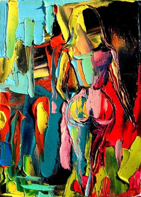 Art: femme 166 by sagittariusgallery d4fgjav by Artist Aja