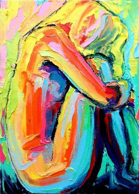 Art: femme 187 by sagittariusgallery d4mr1ck by Artist Aja