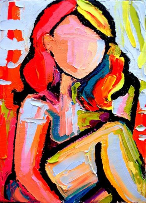 Art: femme 191 by sagittariusgallery d4mr40y by Artist Aja