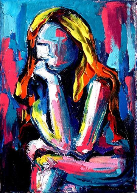 Art: femme 194 by sagittariusgallery d4mr9js by Artist Aja