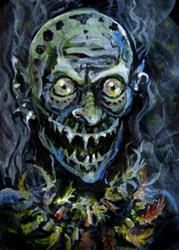 Art: witchdoctor by Artist Valerie Meijer