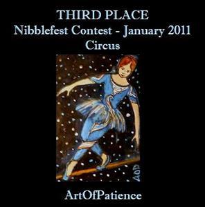 Detail Image for art Nibblefest Art Contest, ACEO: