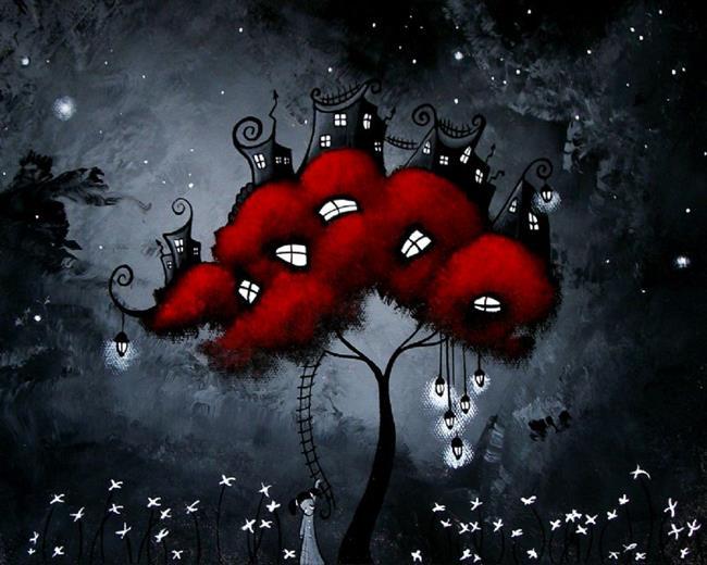 Art: Silent night by Artist Jaime Zatloukal Best
