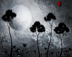 Art: Wonder... In a world without color by Artist Jaime Zatloukal Best