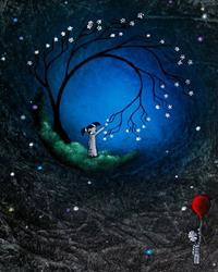 Art: First Bloom by Artist Jaime Zatloukal Best