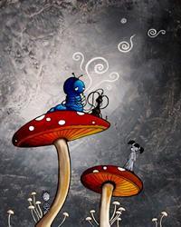 Art: Who R U by Artist Jaime Zatloukal Best