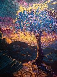 Art: In The Blaze Of Glory edited by Artist Stefan Duncan