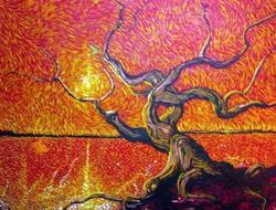 Art: A Tree Of Heart by Artist Stefan Duncan