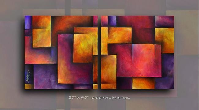 Art: z54 by Artist Michael A Lang