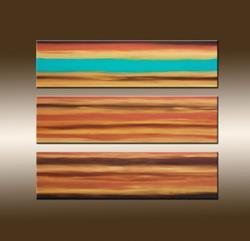 Art: Wall 1 by Artist Hilary Winfield