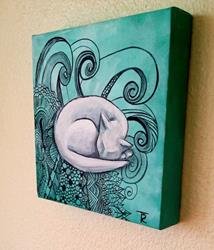 Art: Dreams by Artist Tabatha  Rhodes