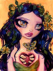 Art: eatyourheartout3 by Artist Natasha Wescoat