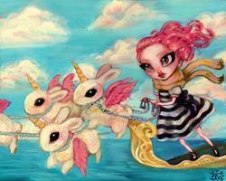 Art: epicadventure by Artist Natasha Wescoat