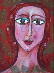 Art: 2005 Fairy by Artist Becci Hethcoat