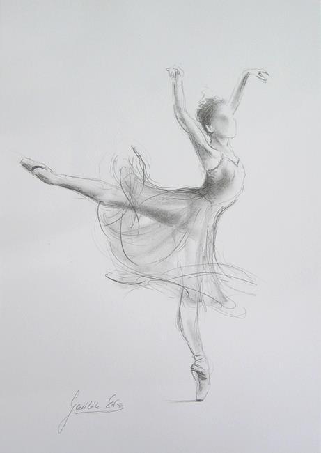 Art: 5 by Artist Ewa Kienko Gawlik