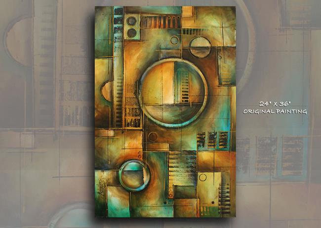 Art: z9 by Artist Michael A Lang