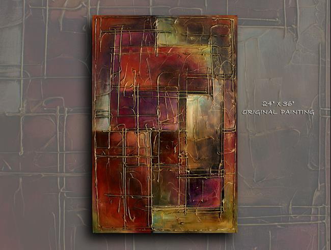 Art: z14 by Artist Michael A Lang