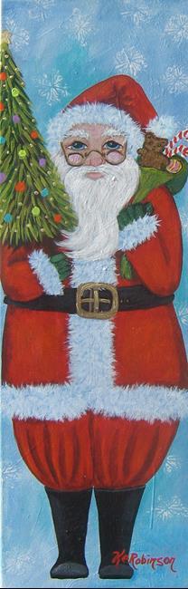 Art: Santa Clause 5006 by Artist Ke Robinson