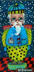 Art: Nutcracker 437 m:f by Artist Ke Robinson