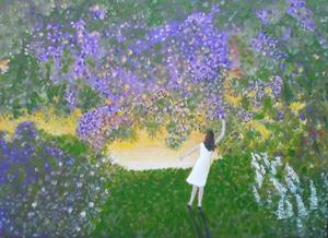 Detail Image for art Lilac Time