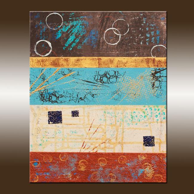 Art: Elements 9 by Artist Hilary Winfield