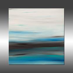 Art: Sunset 6 by Artist Hilary Winfield