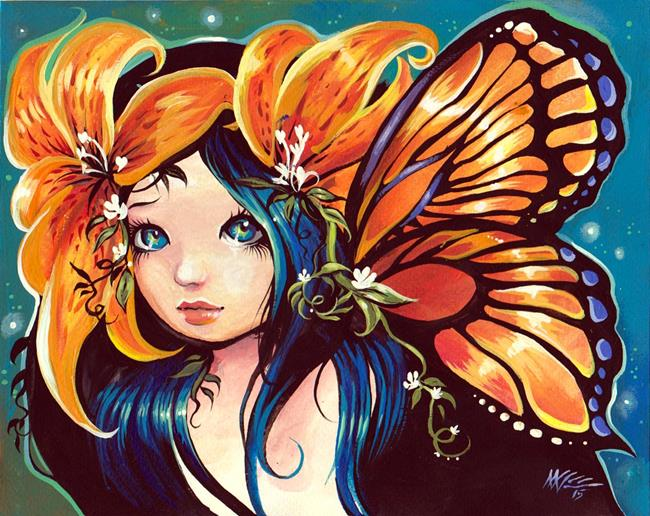 Art: Summer Promise by Artist Nico Niemi