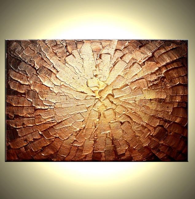 Art: REFLECTED MORNING by Artist Daniel J Lafferty