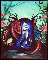 Art: Sweet Murmur by Artist Nico Niemi