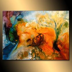 Art: INNER SOUL 5 by Artist HENRY PARSINIA