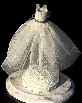 Art: Silver Sparkles Miniature by Artist Leea Baltes