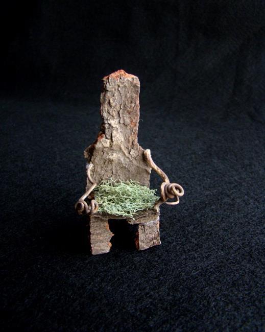 Art: Fairy Chair by Artist Leea Baltes