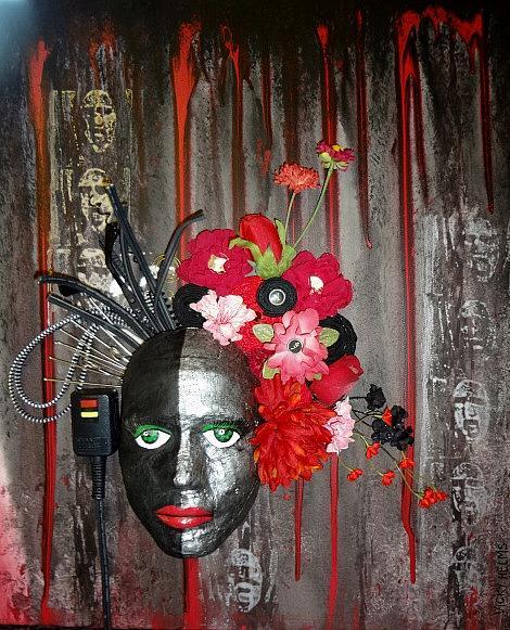 Art: Transition by Artist Vicky Helms