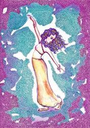 Art: Dance by Artist Nata ArtistaDonna