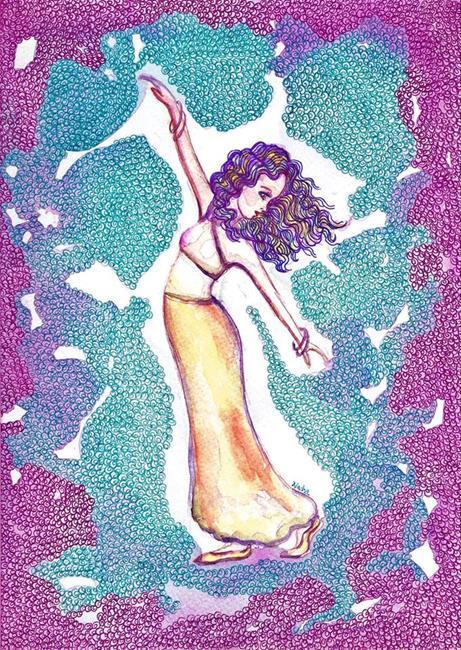 Art: Dance by Artist Nata Romeo ArtistaDonna