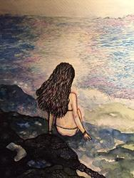 Art: Ina by Artist Nata ArtistaDonna