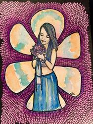 Art: Helina by Artist Nata ArtistaDonna