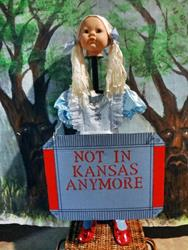 Art: Not in Kansas Anymore by Artist Vicky Helms